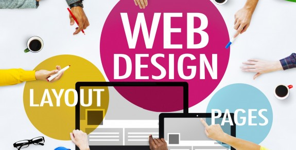 Lots of people contributing to web design
